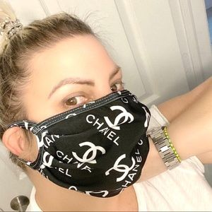 Accessories - DESIGNER INSPIRED-fashion womans face mask